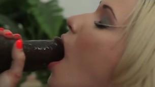 Spellbinding interracial anal screw wouldn't leave u calm