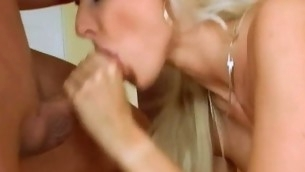 Legal Age Teenager sweetheart gives fine fellatio previous to getting wet twat nailed
